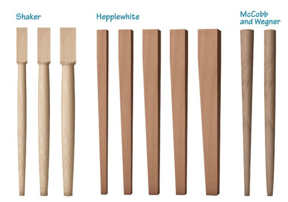 How To Choose Your Table Legs Tablelegs